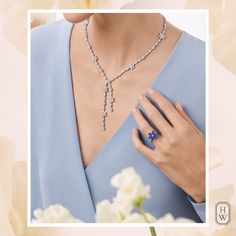 Feminine and playful, yet sophisticated and timeless: the perfect Forget-Me-Not arrangement from Harry Winston. What collection will you pick from the to build your Winston Bouquet? Discover the enchanting blooms from the Forget-Me-Not Collection. Marquise Cut Diamond, Diamond Cuts, Diamond Jewelry, Gold Jewelry, Diamond Necklaces, Jewellery, Harry Winston, Wedding Jewelry, Fashion Jewelry
