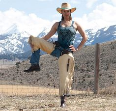 Cowgirl Yoga: Poses for Riders II (OK, this pic makes me laugh!)