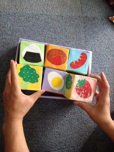 幼児の手作りおもちゃ!牛乳パックで作るお弁当パズル! | 笑顔の天使@情報局