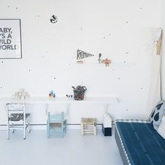 Playroom for boys by liveloudgirl.com