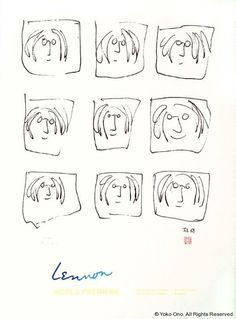 LENNON 1968 -   Has anyone had the opportunity to go the the Artwork of John Lennon Exhibit?