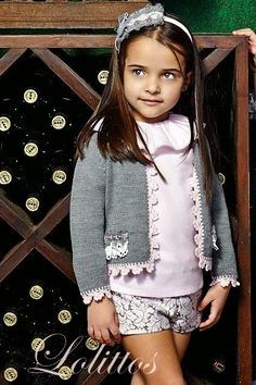 Fashion Kids, Young Fashion, Dance Outfits, Kids Outfits, Vest Jacket, Crochet Baby, Preppy, My Girl, Girls Dresses