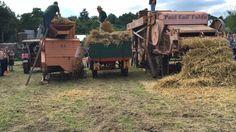 Unser Wochenende in Bilder - dieses Mal mit einem Besuch auf einer Oldtimer Traktoren Ausstellung