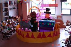 Klasseninrichting Circus