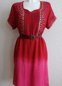 Michael kors turkises kleid