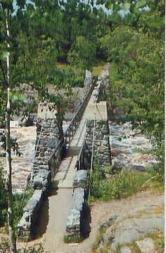 Minnesota Postcard: Swinging Bridge at Jay Cooke State Park near Duluth, Minnesota Minnesota Hiking, Duluth Minnesota, Places To Travel, Places To See, Summer Travel, Staycation, Vacation Spots, Day Trips, State Parks