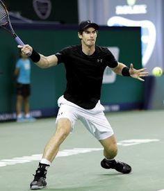 Blog Esportivo do Suíço:  Murray despacha Goffin e avança às semis do Masters 1.000 de Xangai