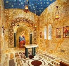 Our Lady of Pompei ~ Basilica of the National Shrine of the Immaculate Conception