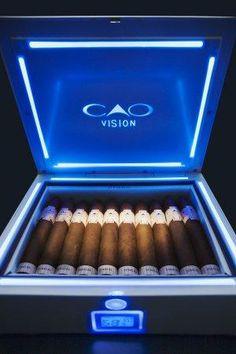 Springpad: Cao Digital Cigar Box