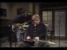 the late, great Jeff Healey. At his best. Brilliant.