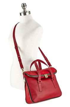 Fossil 'Preston' Colorblock Tote | Nordstrom