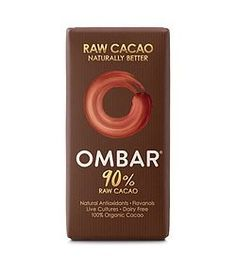 Ombar Strawberry Mylk Raw Chocolate Bar - Pack of 4 -- Awesome products selected by Anna Churchill Freeze Dried Strawberries, Dried Blueberries, Chocolate Strawberries, Strawberries And Cream, Organic Chocolate, Raw Chocolate, Healthy Chocolate, Healthy Crisps