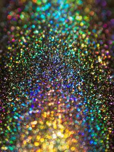 Layla Hologram Effect FLASH BLACK (Makro)