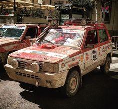 Seat Marbella, Fiat Panda, Marauder, Rally Car, Fiat 500, Offroad, 4x4, Racing, Cars