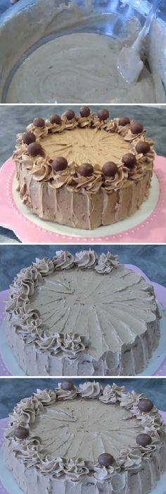 Esta es la primera y mejor TORTA MOKA de mi vida.  #tortamoka #moka  #postres  #receta #recipe #casero #torta #tartas #pastel #nestlecocina #bizcocho #bizcochuelo #tasty #cocina #chocolate #pan #panes  Si te gusta dinos HOLA y dale a Me Gusta MIREN…