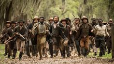 Free State of Jones is one of the most overlooked films featured this summer. Matthew McConaughey as Newton Knight, an AWOL Confederate soldier and Mahershala Ali as Moses, an escaped enslaved Afri… Matthew Mcconaughey, Trailer 2, Movie Trailers, Newton Knight, Free State Of Jones, Broken Film, War Quotes, Mahershala Ali, Drama