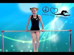 GYMNASTICS BAR Training - SA (Speith Anderson) Sports Just for Kids Bar by Shayna Chapman