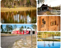 this is in jax and i really really like the rustic look of barn weddings sooo i'm going to contact them! YAY!