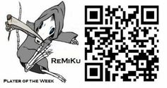 ReNuKu player of the week. Munzee Scavenger Hunt E-zine May 2014