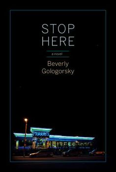 """""""A seemingly unassuming little novel with a huge heart, Stop Here captures you from page one. Gologorsky, the author of The Things We Do to Make It Home, once again expertly portrays the impact of war on the lives of working class families. I got so involved in the lives of the characters working at Murray's Diner that when my basset hound chewed up the last 25 pages of the manuscript, I had to call my sales rep to get another copy ASAP!"""" Flossie McNabb, Union Avenue Books, Knoxville, TN"""