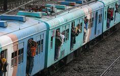 No trilho do trem, morreu na contramão atrapalhando o tráfego - http://controversia.com.br/18999