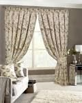 Luxury curtains. #PatternedCurtains #IkeaCurtains Ikea Curtains, Hanging Curtains, Window Curtains, Long Shower Curtains, Decorative Curtain Rods, Luxury Curtains, Made To Measure Curtains, Curtain Patterns, Bedroom