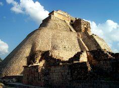 Uxmal, Yucatán, Mexico.