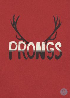 Harry Potter's Prongs