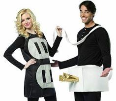 Diy couple s Halloween costumes