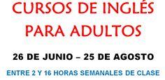 Cursos de inglés en verano Logroño