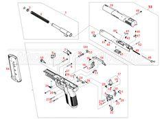 126 best guns images firearms guns pistols HK VP9 Compensator fn five seven disassembly