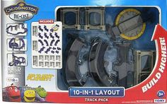 Chuggington Track Playset