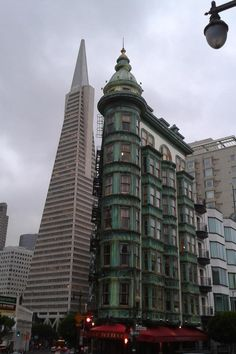 San Francisco's iconic architecture