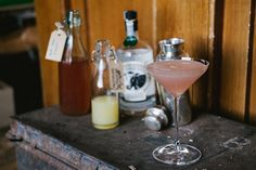 Rhubarb Martini - News from Ballyvolane House Spirits Company
