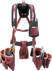 Occidental Leather 5093 Stronghold Beltless 6-Bag Framer Tool Belt  $317.43  $352.75  (6 Available) End Date: Apr 272016 07:59 AM GMT-07:00
