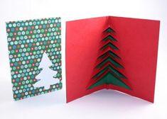 Fotopostup na 3D vianočný pozdrav II., Tvorenie z papiera, fotopostup - Artmama.sk