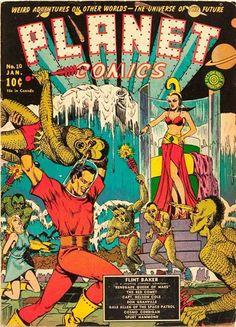 planet comics - Bing Images