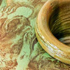 Feuerschale Keramik
