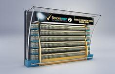 Rexona Men Display & FSU Design on Behance
