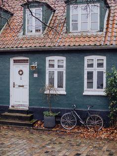 Aarhus Denmark Møllestien