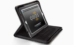 The Black Croco for iPad 1/2/3/4 by QDOS