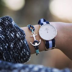 Style is in the details! The Tom Hope Ice Blue, handcrafted in Sweden to stand the test of time #tomhope