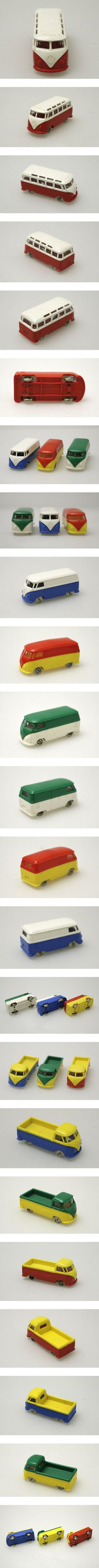 1950's Lego Vintage VW Models 1/87 FOR SALE: AUCTION ON EBAY.DE, NOW!