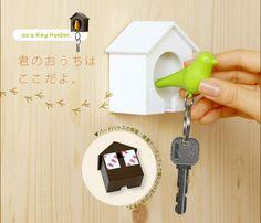spallow key ring as key holder