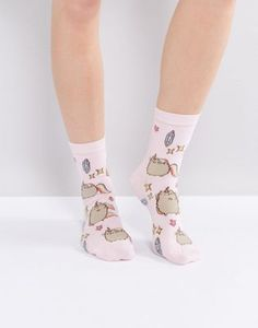 Browse online for the newest ASOS Pusheen Ankle Socks styles. Shop easier with ASOS' multiple payments and return options (Ts&Cs apply). Pusheen, Latest Shoes, New Shoes, Asos, Tennis Socks, Short Socks, Ankle Socks, Formal Shoes, Hosiery