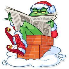 Набор стикеров для Telegram «Гринч» Grinch Christmas Decorations, Grinch Stole Christmas, Christmas Mood, Cute Christmas Wallpaper, Christmas Background, Grinch Drawing, Hello Kitty Clipart, Dr Seuss Grinch, Mickey Mouse Clipart