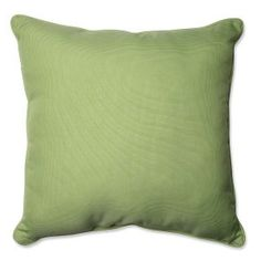 Tweed Lime Pillows