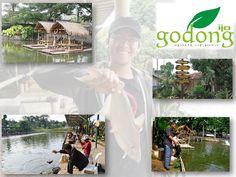Memancing Ikan Genghis Khan. Seperti namanya, Godong Ijo adalah tempat wisata…