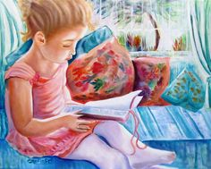 Anfinsen Arts Alive: Open the Window of Your Soul – Read a Good Book!