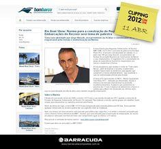 ::Bom Barco::  Acesse o link da matéria http://bombarco.com.br/noticias/exibir/rio-boat-show-norma-para-a-construcao-de-pequenas-embarcacoes-de-recreio-sera-tema-de-palestra